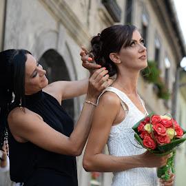 by Sasa Rajic Wedding Photography - Wedding Getting Ready