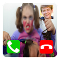 Call Video Prank Bad Baby Victoria APK for Bluestacks