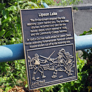 From the Flickr group Historical Markers, photo by chrisinplymouth, full page.License is Attribution-NonCommercial-ShareAlike License