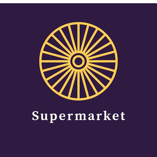 Super Market D C M, Nathupura, Nathupura logo