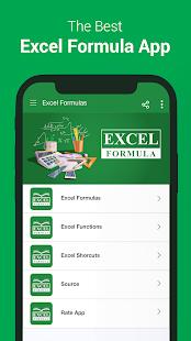 Best Excel Formula & Excel Functions Offline for pc