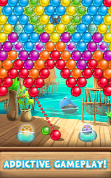 Bubble fish mania apk 1 4 free casual apps for android for Bubble fish game