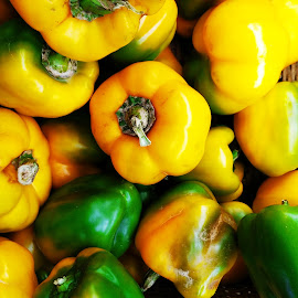 Legume by Sid Sur - Food & Drink Fruits & Vegetables ( abstract, foods, nutritious, fresh, capsicum, vegetables, healthy )