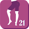 Buttocks & Legs In 21 Days
