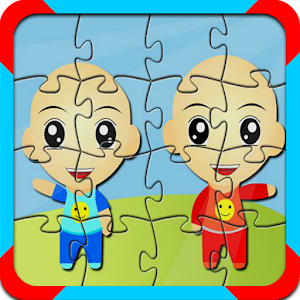 Puzzle Jigsaw Kids Twin