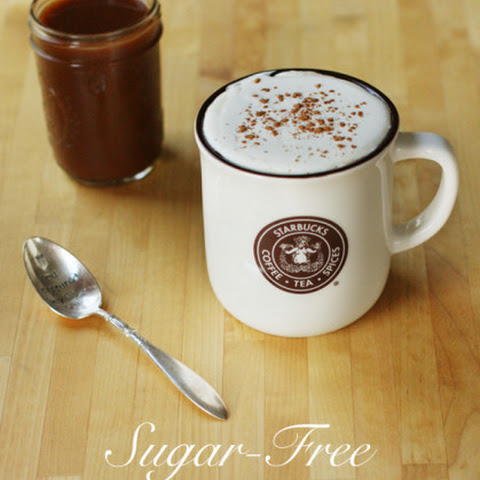 Sugar-free Homemade Pumpkin Spice Latte Syrup