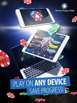 Poker Games: World Poker Club APK screenshot thumbnail 2
