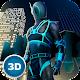 Iron Bat City Defender Hero 3D
