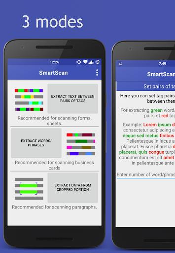 SmartScan- OCR Text Scanner screenshot 1