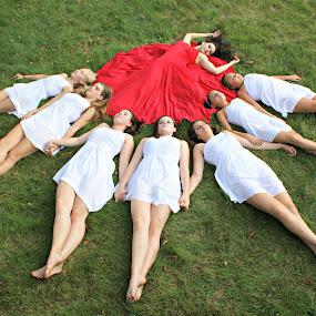 Sleeping Beauties by Terri Mills - People Group/Corporate (  )