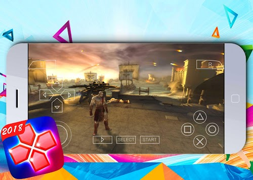 New PPSSPP : Psp Emulator Game Ppsspp 2018 APK screenshot thumbnail 3