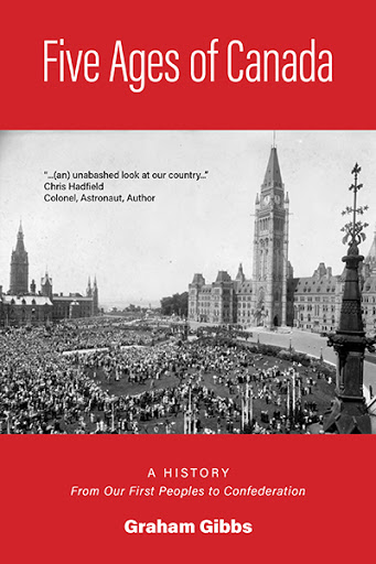 Five Ages of Canada cover