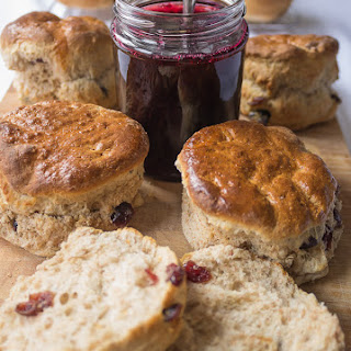 Wholemeal Fruit Scones Recipes