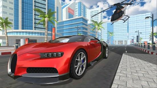 Hyper Car Racing Simulator
