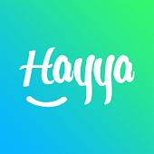 Download Full Hayya! 3.3.0 APK