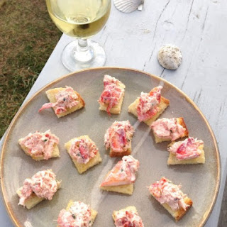Lobster Roll Appetizer Bites