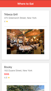 Where to Eat? Food Places - screenshot