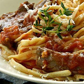 Lamb Shoulder Tomato Sauce Recipes