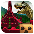 Free Download Real Dinosaur RollerCoaster VR APK for Samsung
