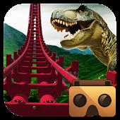 Real Dinosaur RollerCoaster VR APK for Lenovo