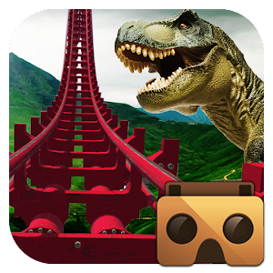 Real Dinosaur RollerCoaster VR for Android