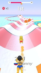 WaterPark io - Slide Race Game