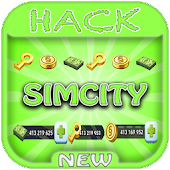 App Hack For Simcity Game App Joke - Prank. APK for Kindle