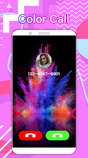 Live Color Phone for pc