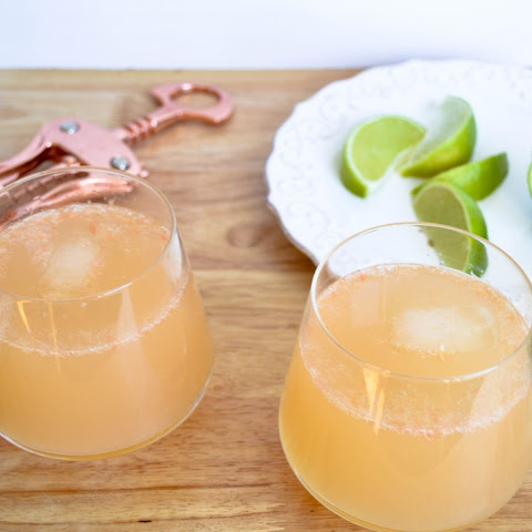The Perfect Paloma (Grapefruit Tequila) Cocktail