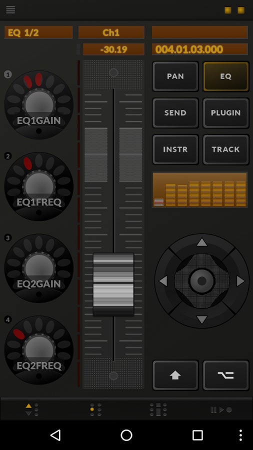 TouchDAW Screenshot 0