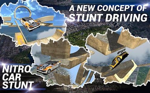 Extreme City GT Racing Stunts- screenshot thumbnail