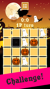Halloween Tic Tac Toe 2016 - screenshot