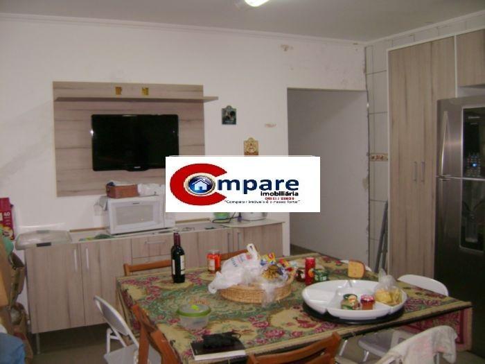 Casa 3 Dorm, Parque Renato Maia, Guarulhos (SO1388) - Foto 4