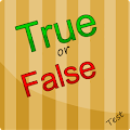 True or False - New version