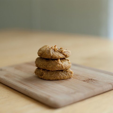 Super Tasty Grain-free, Vegan Pumpkin Cookies (for Real)