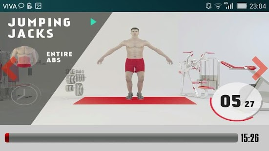 Impossible Six Pack Abs PRO- screenshot thumbnail