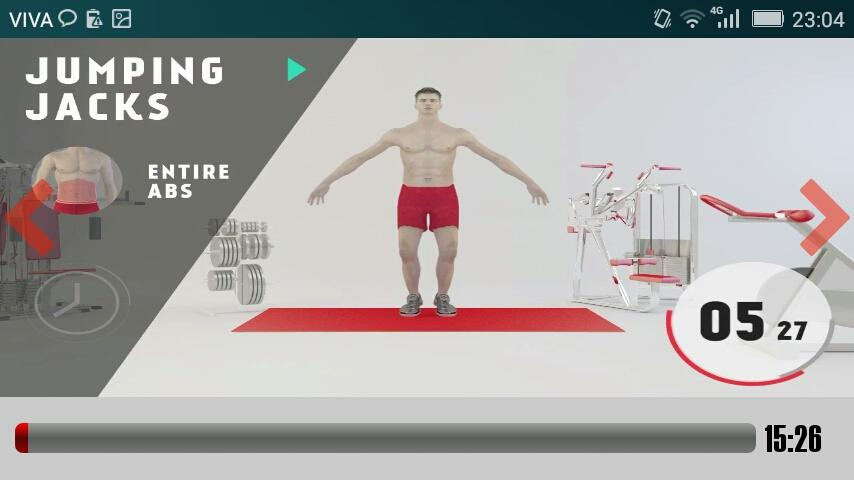Impossible Six Pack Abs PRO Screenshot 5