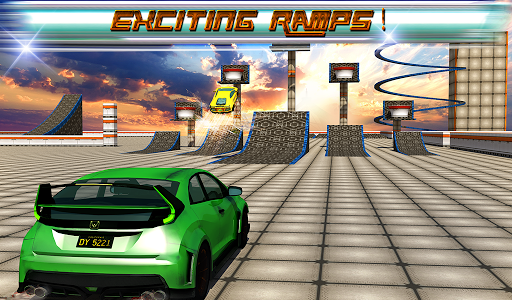 Extreme Car Stunts 3D screenshot 14