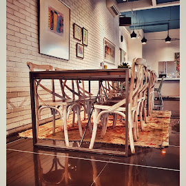 by J W - Artistic Objects Furniture