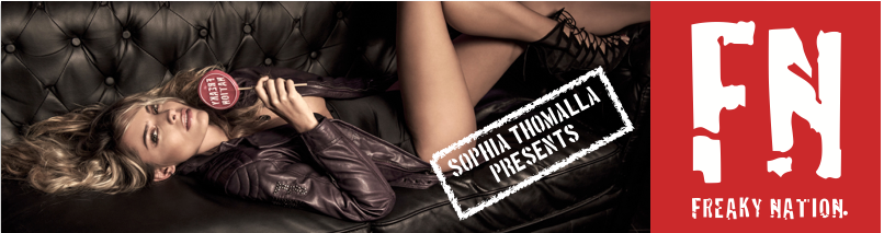 Freaky Nation Sophia Thomalla