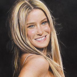 REFAELI by Kile Zabala - Drawing All Drawing ( pencil, draw, celebrity, dibujo, lápiz, drawing )