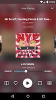Screenshot of Mixcloud - Radio & DJ mixes