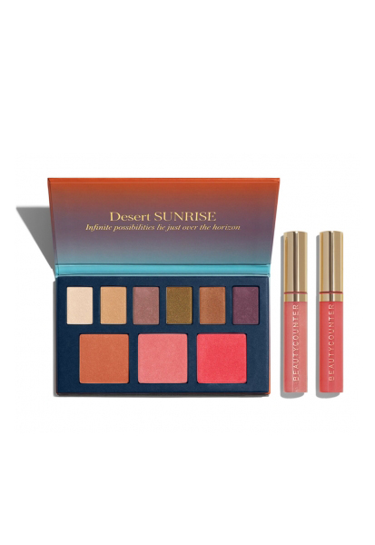 Beautycounter Desert Sunrise Collection
