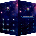 Free Download AppLock Theme Galaxy APK for Samsung