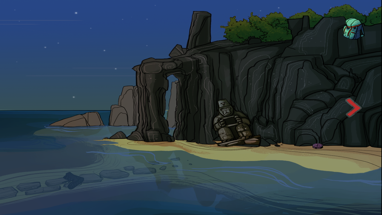 The Monkey Pit Island - Survive the treasure curse Screenshot 5