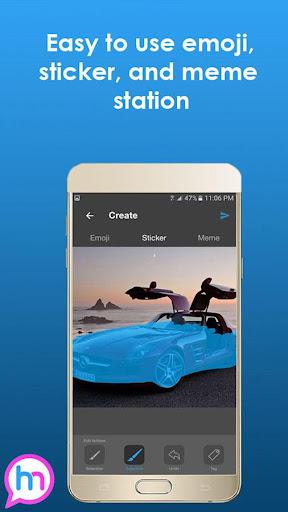 Hoop Messenger - screenshot