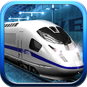 Download Drive Bullet Train Simulator APK to PC