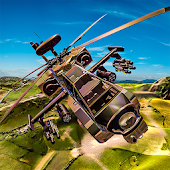 Download Android Game Gunship Helicopter Strike:Warship Battle World War for Samsung