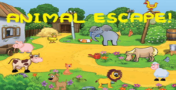 Animal Escape - screenshot