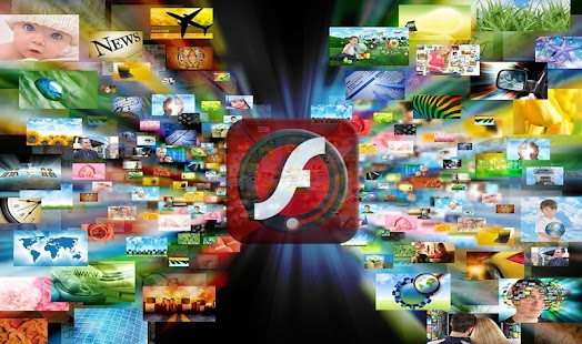 Flash Player For Android : Free for pc